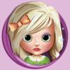 Dress up fashion dolls - make up games