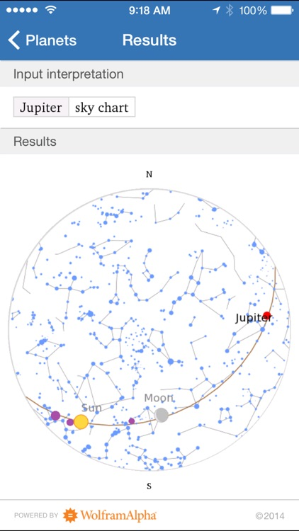 Wolfram Astronomy Course Assistant screenshot-1