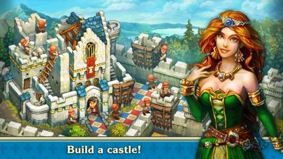 The Tribez & Castlez Screenshot on iOS