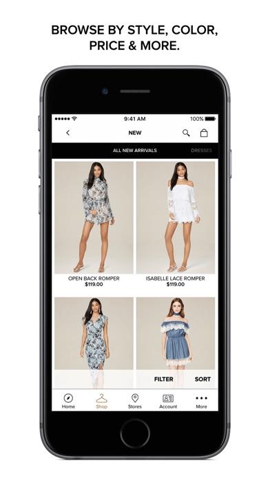 bebe – Women's Fashion Скриншоты5