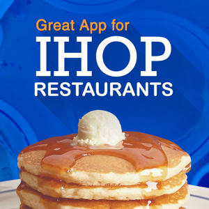 Great App for IHOP Restaurants app