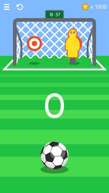 لعبة الهداف ضربات جزاء screenshot-3