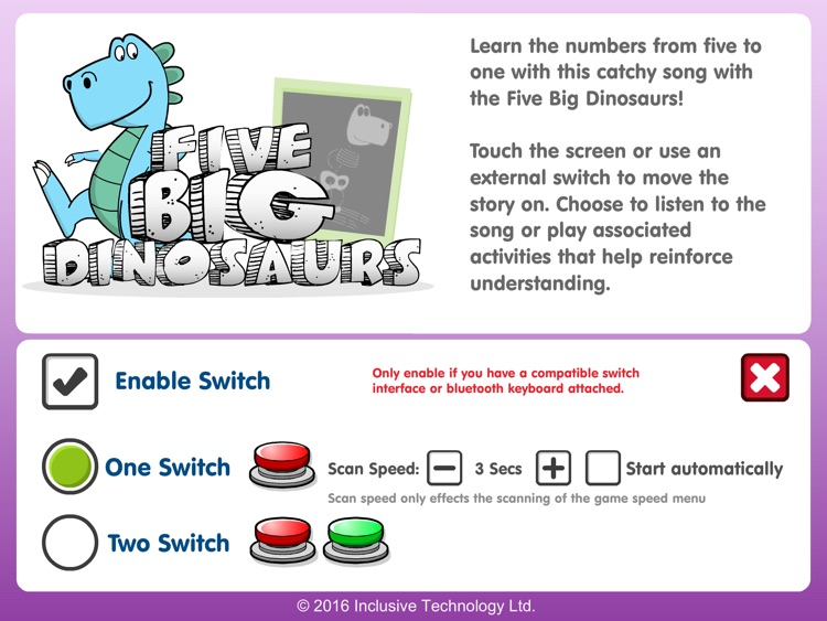 Five Big Dinosaurs screenshot-4