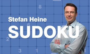 Stefan Heine Sudoku - difficult to extreme