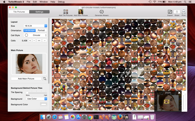 mosaic collage maker for mac