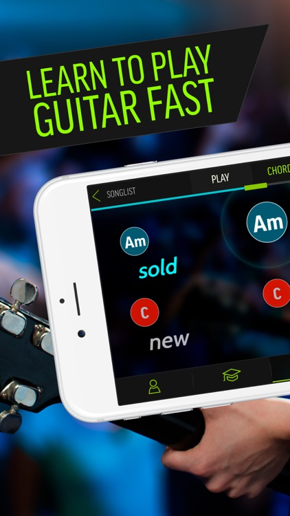 FourChords Guitar Karaoke: Learn how to play songs