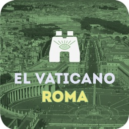 Mirador de San Pedro del Vaticano. Roma