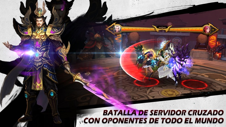 Espada de Dinastía screenshot-4