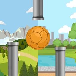 Flappy Ball - Flying Balls