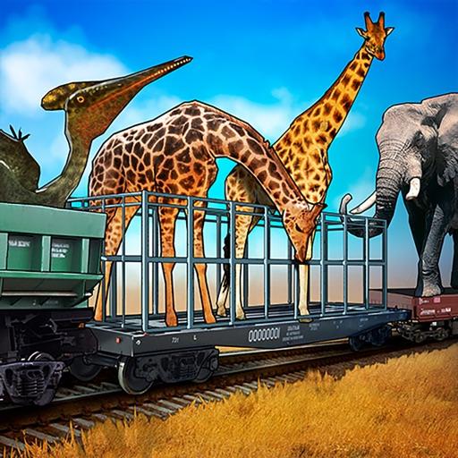 Animal Train Simulator