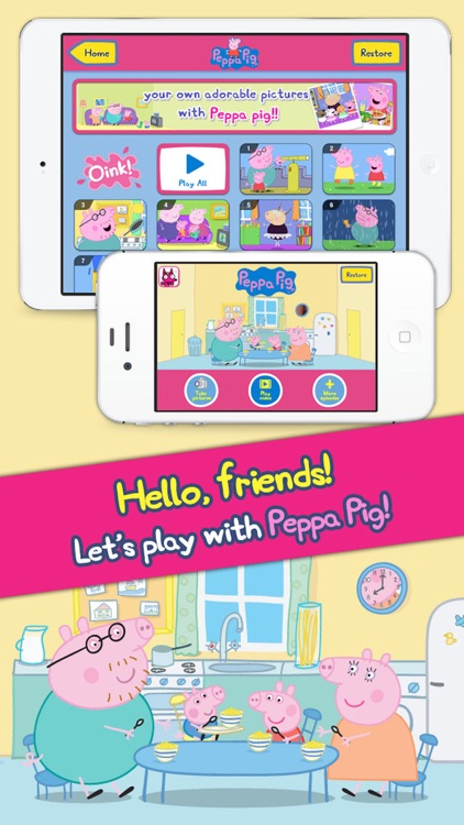 Download Peppa Pig Episodes To Watch Offline