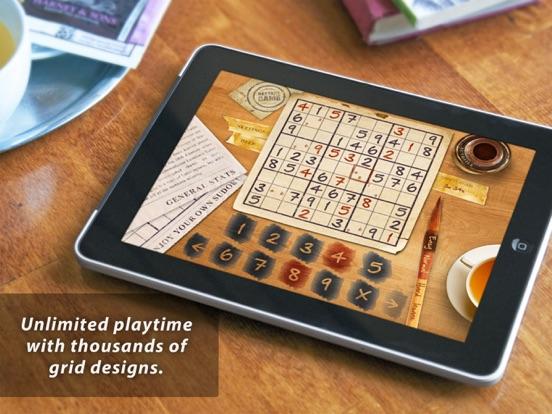 Sudoku HD for iPad на iPad