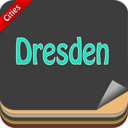 Dresden Offline Map City Guide