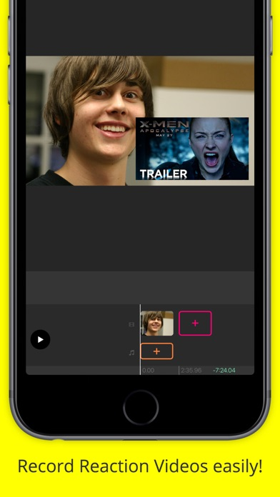 Download PocketVideo - Video Editor for Pc