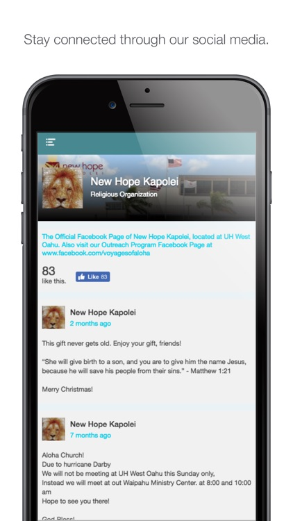 New Hope Kapolei by eChurch Apps