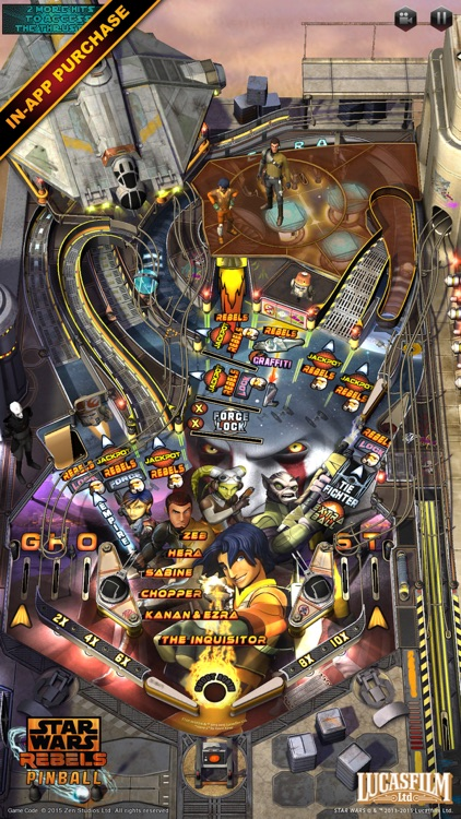 Star Wars™ Pinball 5 screenshot-4