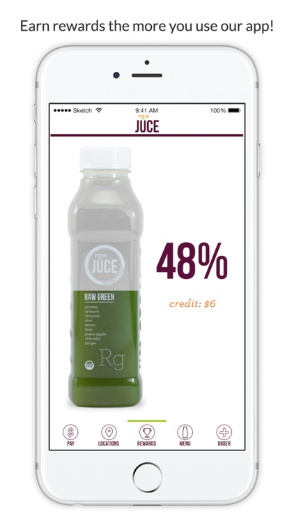 Raw Jūce screenshot-3