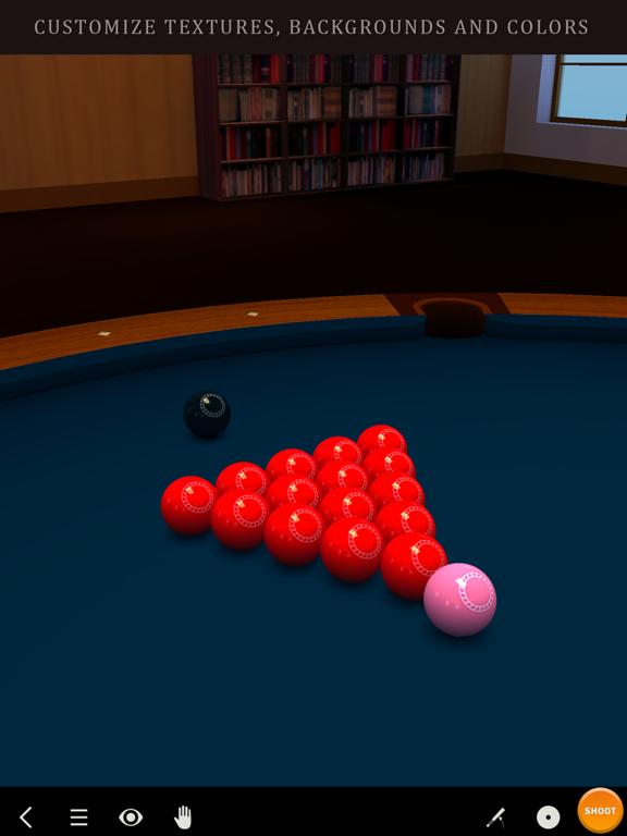 Pool Break - 3Dビリヤードやスヌーカーのおすすめ画像3