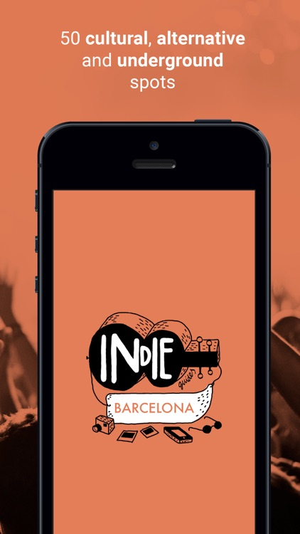 Indie Guides Barcelona screenshot-1