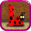 ABC Easy Learning Alphabet English Words Kid Game