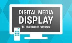 Digital Media Lobby Display