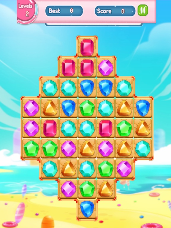 Sea Diamond Fever HD screenshot 3