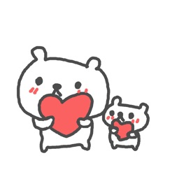 Love Love Bear Stickers!!