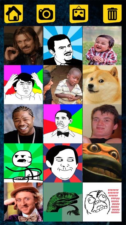 Meme Generator – Create or make your own memes screenshot-4