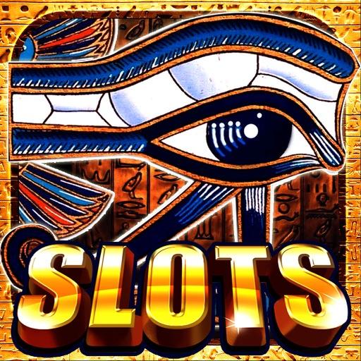 Treasure Creed of Egypt Slots – Free Slot machines iOS App