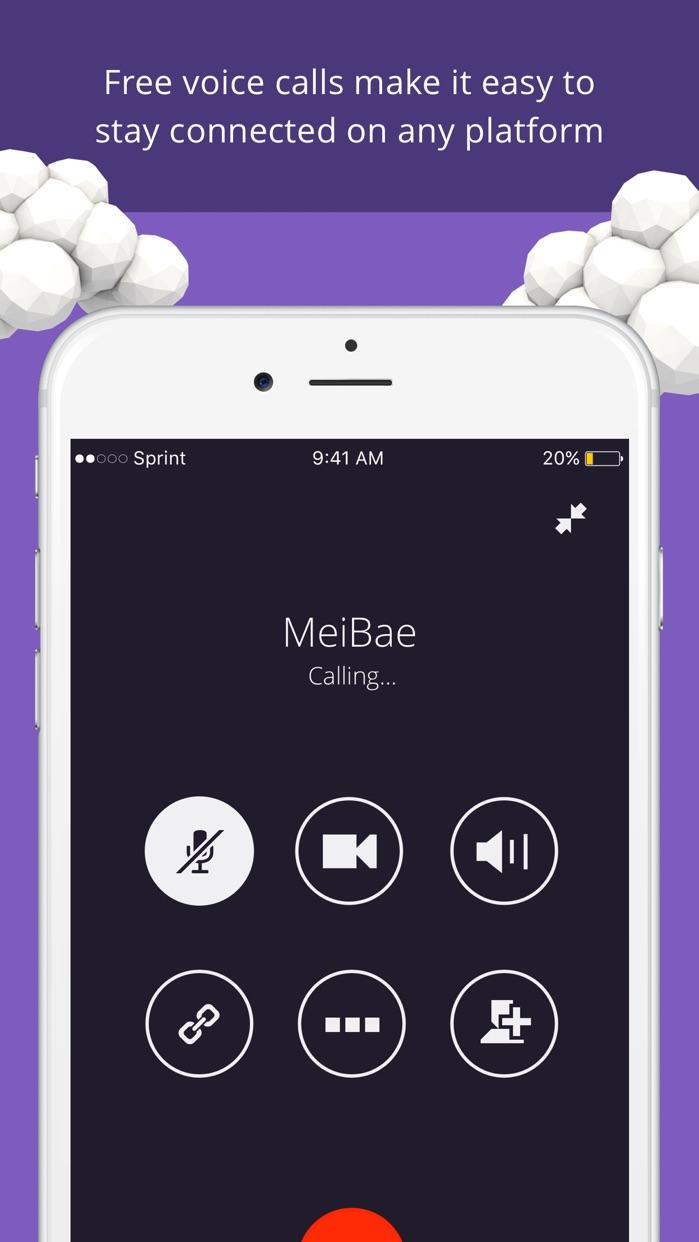 Twitch Messenger Screenshot