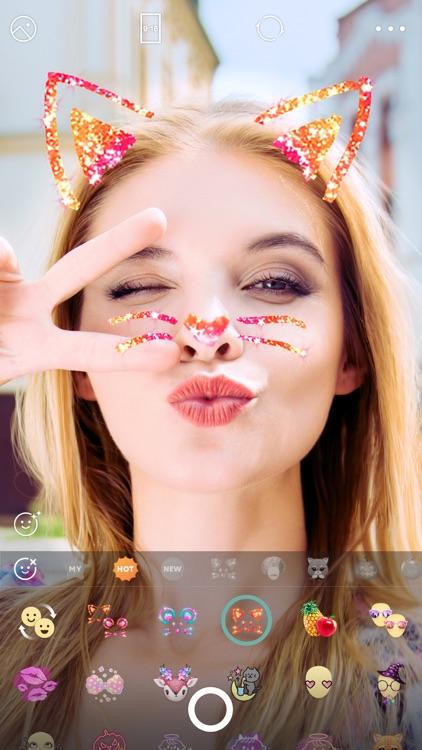 B612 - Trendy Selfie Camera screenshot-0