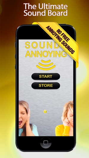 Sounds Annoying - sfx to drive your friends insane on the