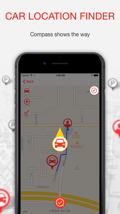 Car Location Finder GOLD screenshot-3