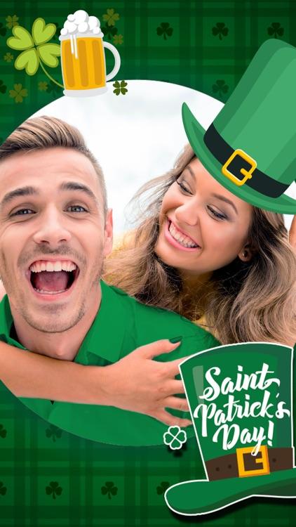 St. Patrick's Day photo editor & Frames - Pro screenshot-3