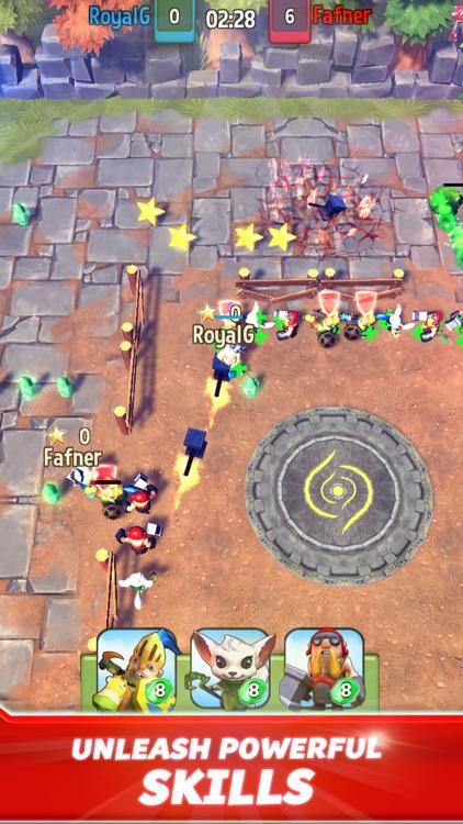 Heroes Chain screenshot-3