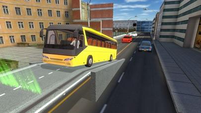 Bus Simulator City bus conduccCaptura de pantalla de4