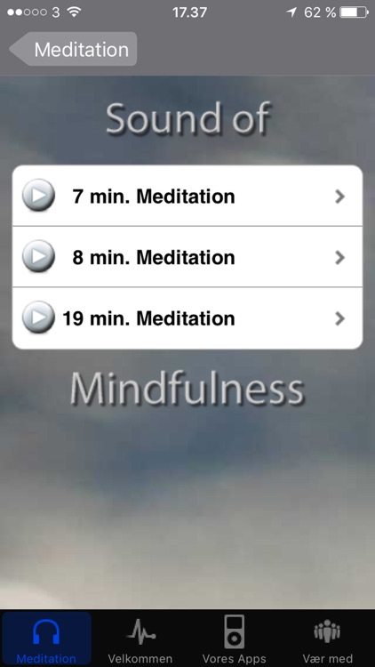 Sound of Mindfulness DK screenshot-1