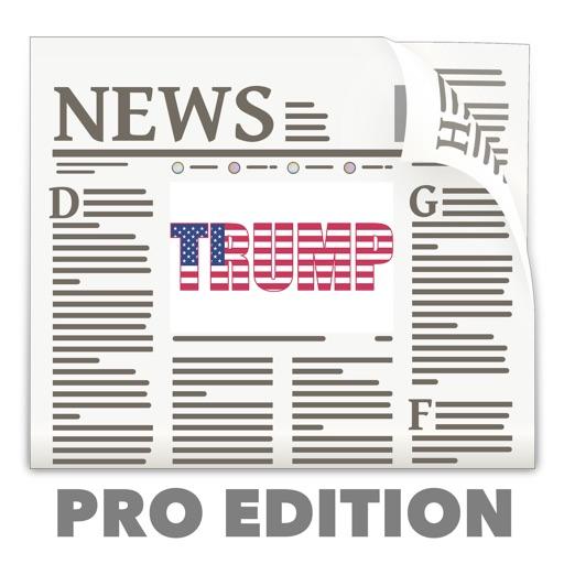 NewsSurge for Donald Trump: Latest News Pro