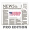 Latest Donald Trump News Today at your fingertips, with notifications support