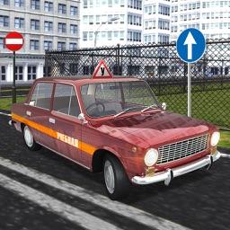 Russian School Driving