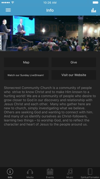 Stonecrest Community Church