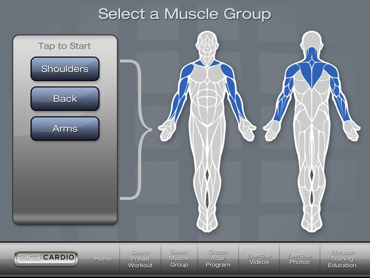 3G Cardio AVT screenshot-1