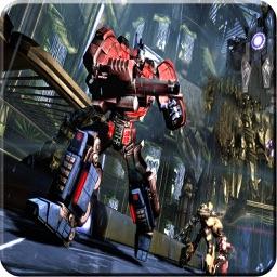 Robots Space War Simulation Game