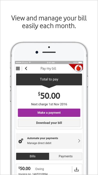 Download My Vodafone Australia for Pc