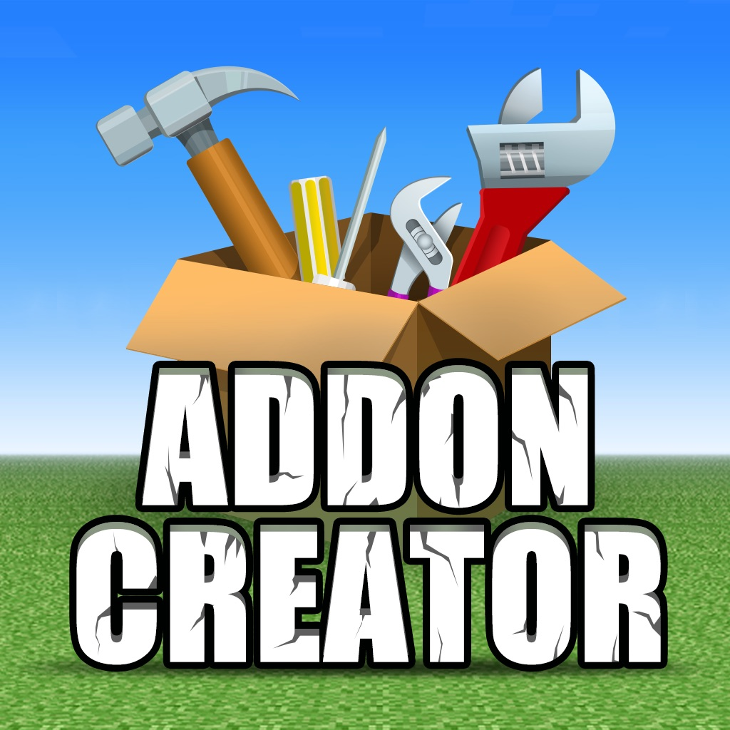 Addon Creator for Minecraft PE (MCPE)