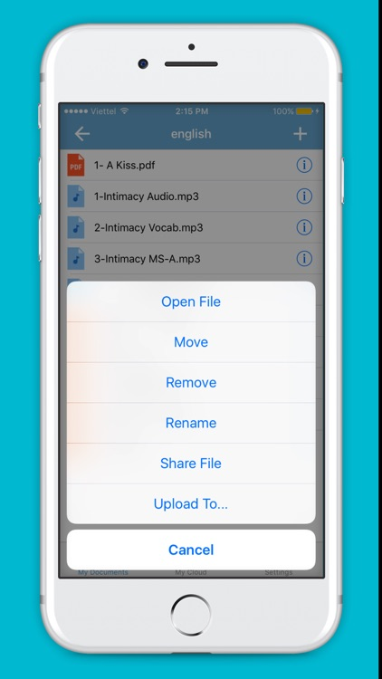 File Storage - File Manager - Reader and Viewer