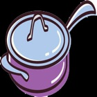 Cooking Utensils Cleaning icon