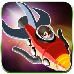 Alien Rocket Race - Real Fun Free Racing Game for Space Rivals