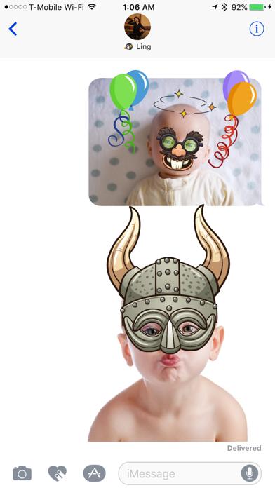Fools - April Fools Fun Masks