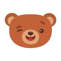 Bear Sticker Pack